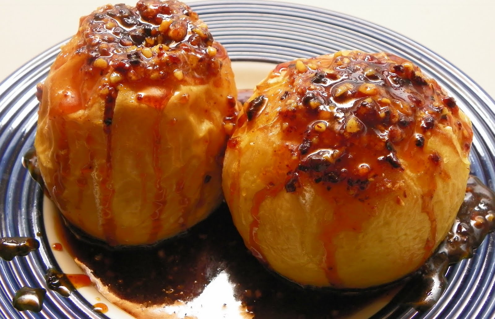 walnuts oatmeal brown sugar baked apples baked apples stuffed with ...