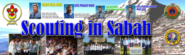 Scouting in Sabah