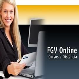 Cursos gratuitos da FGV.Aproveitem