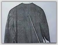 camisa de kennedy, espalda