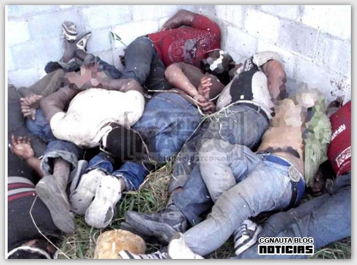 El Blog Del Narco Ejecuciones En Vivo