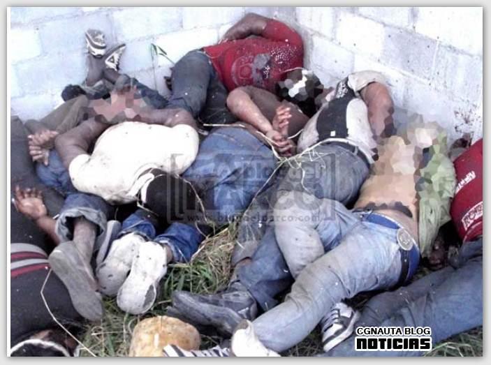 Las mil y una narco-ejecuciones de marzo