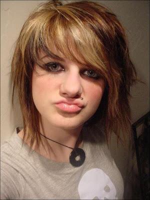 emo hairstyle images. EMO Hairstyles: Emo Hair