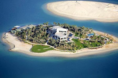Dubai Islands -  The World private islands