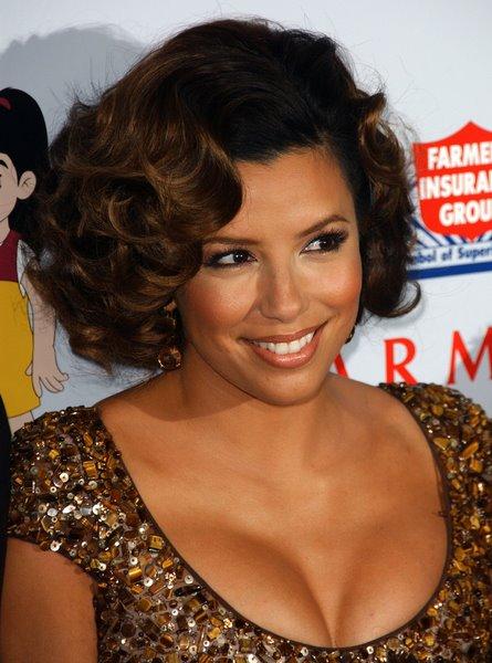 celebrity hairstyles eva longoria. celebrity hairstyles eva
