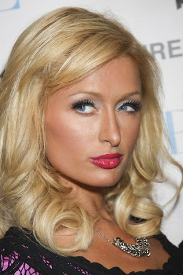 Paris Hilton Hair