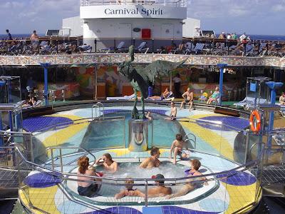 carnival cruise line ship spirit