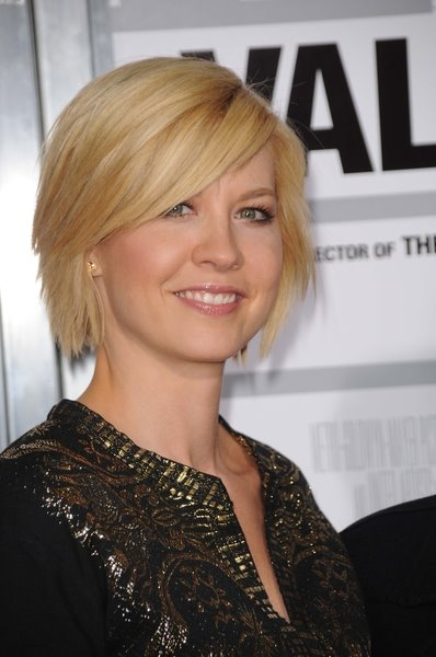 celebrity short bob hairstyles with bangs for women 2009