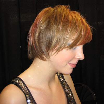 2009 Short Hairstyles Ideas - Brown and Black Hair