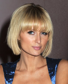 top celebrity hairstyles. This short hair style provides lot of volume at