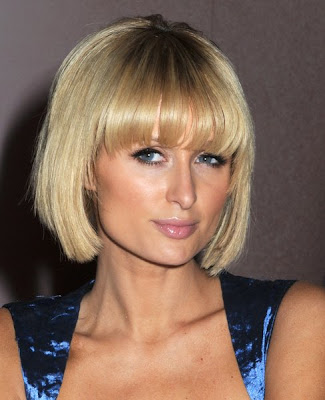 Lately what made these short hair bangs more popular is the adjustability of