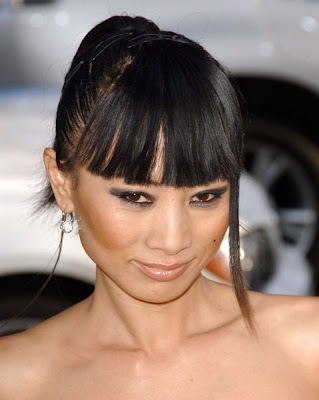 Trendy Fringe & Bangs Hairstyles For Summer 2009