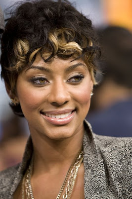 hairstyles amp haircuts keri hilson new short hairstyle