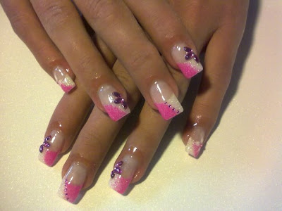 One of the most popular nail art design