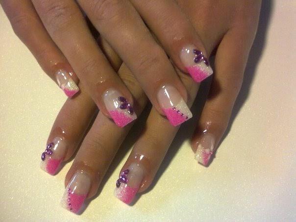 The Most Beautiful Nail Art Designs : Beautiful nail art one of the most popular design