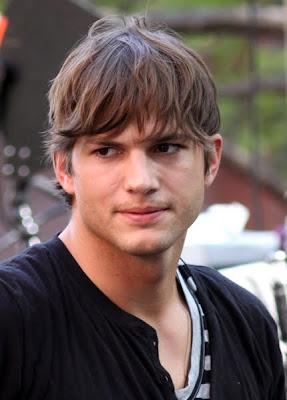 ashton kutcher short hair, ashton kutcher hair 2011, ashton kutcher celebrity hairstyle, ashton kutcher haircut