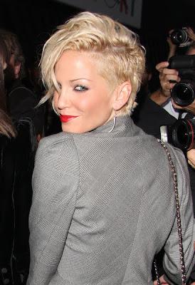 2011 Sarah Harding Hairstyles, Sarah Harding Short Hairstyles, Sarah Harding Hairstyles pictures