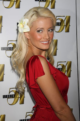 holly madison no clothes