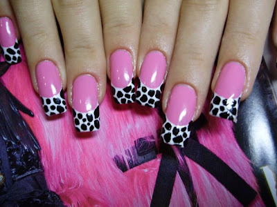 Perfect Fashion 2010 Prom Nail Designs