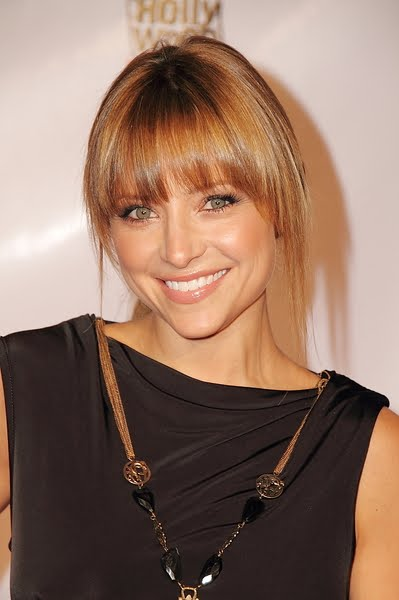 how to cut bangs yourself. Bangs are In!!
