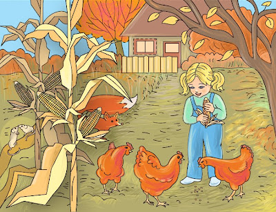Nicole 39 s Free Coloring Pages Autumn