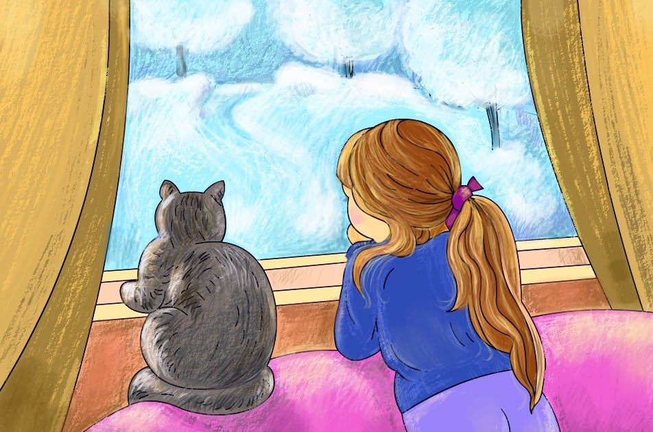 Image Result For Coloring Page Waiting