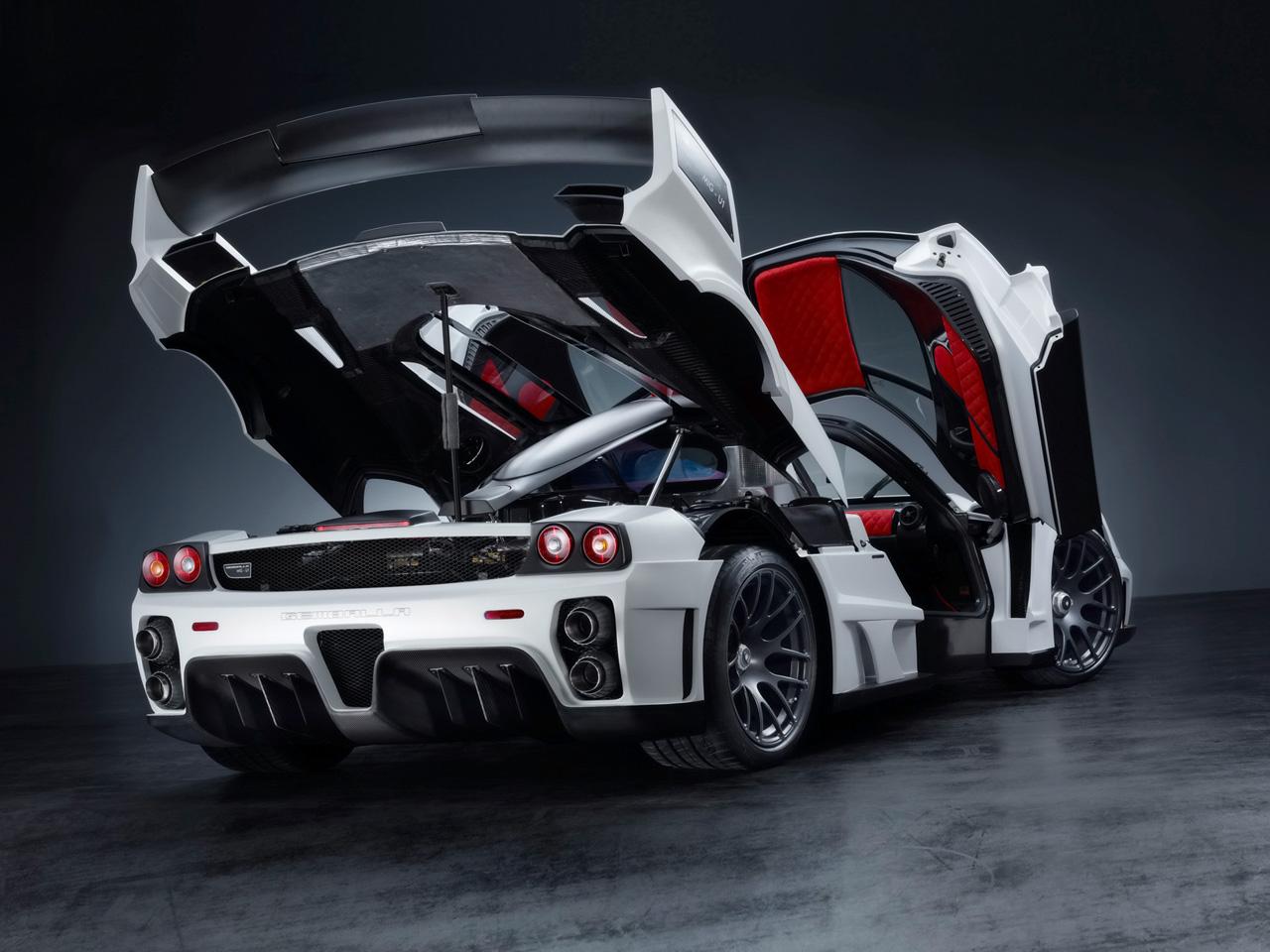 2010 Gemballa Mig Ui Ferrari Enzo 3