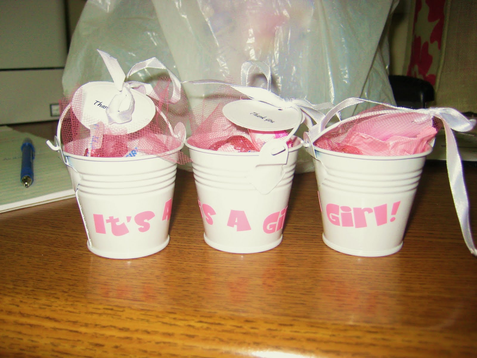 baby shower favors
