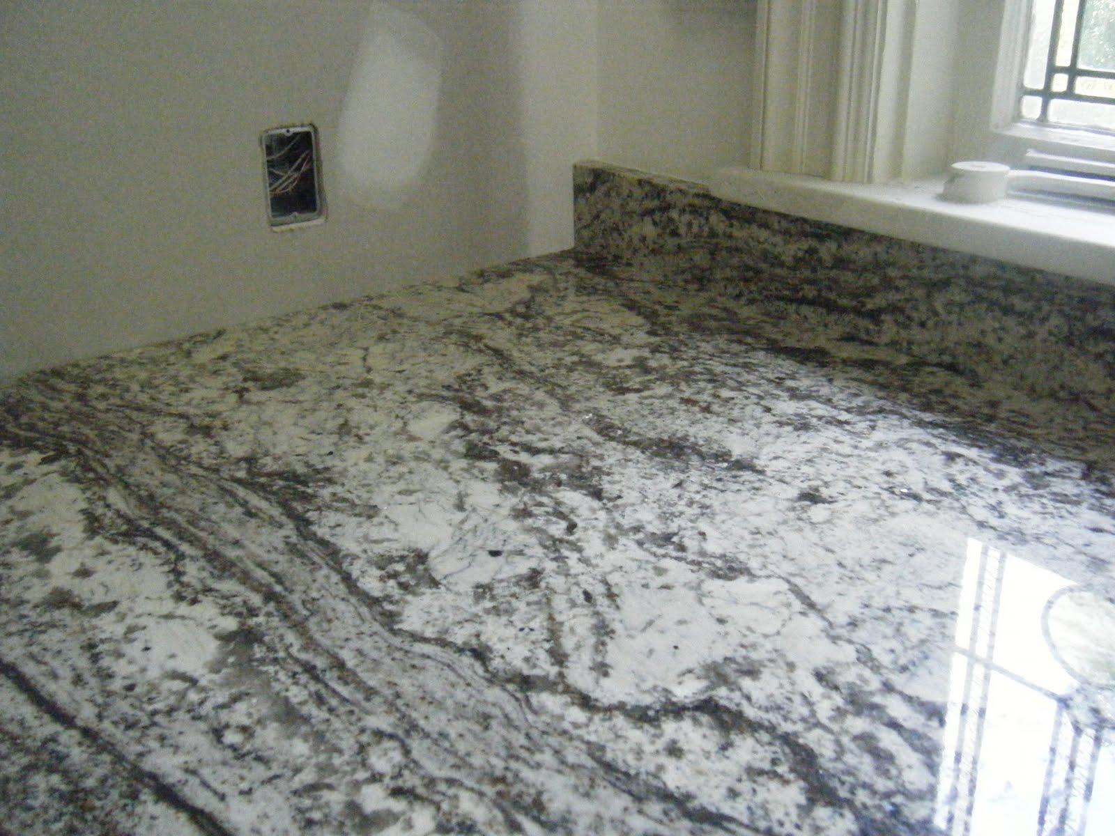 Average cost for granite countertops installed home for Granite countertops colors price