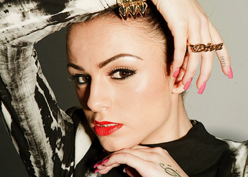 cher lloyd tattoo. Another tattoo Cher has has is