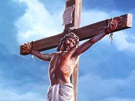 Jesus morreu na cruz por nós...