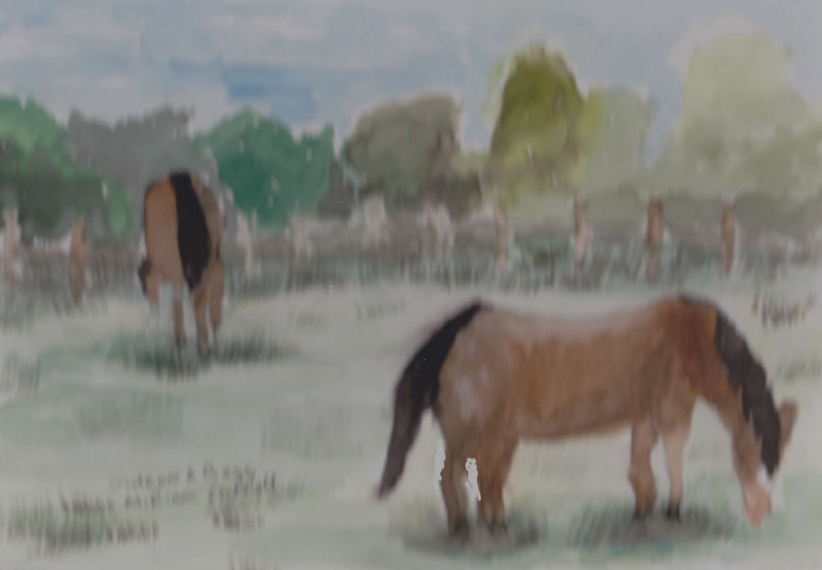 Miriam Carroll Irish Landscape