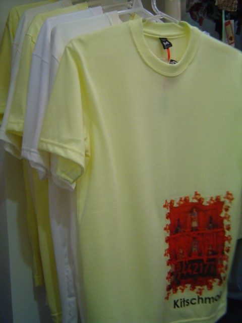 colector T shirts