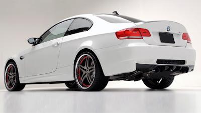 BMW E92 M3 Vorsteiner Rear Diffuser