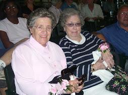 Hilda & Mom  2007
