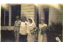 Mom & Dad's Wedding  6/29/46