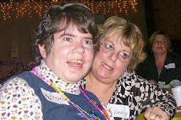 Kristen & Aunt Nancy