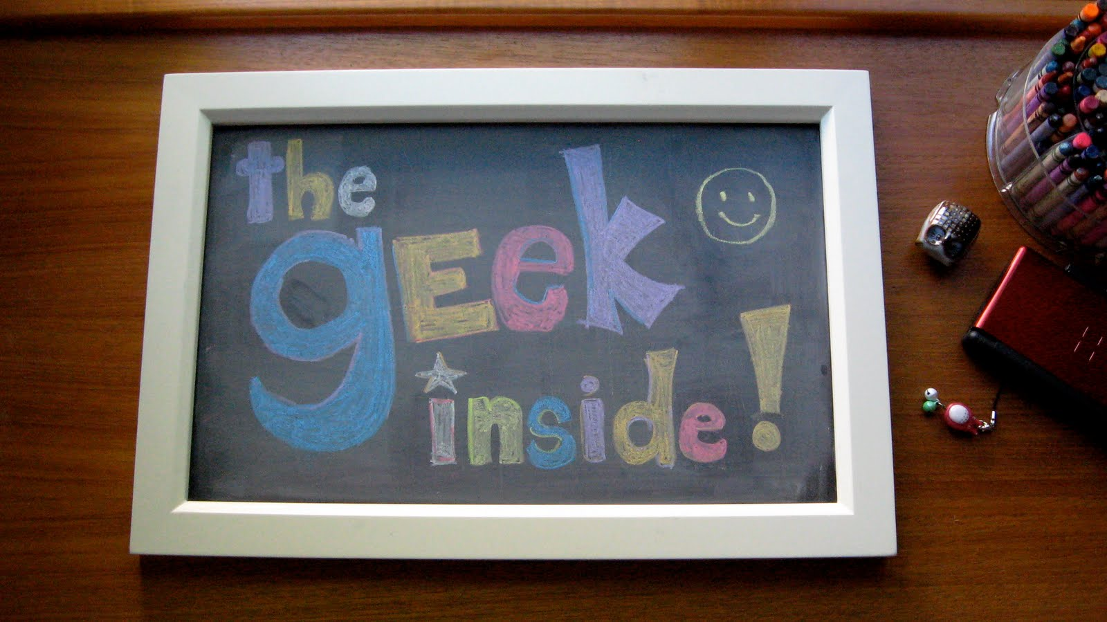 The Geek Inside