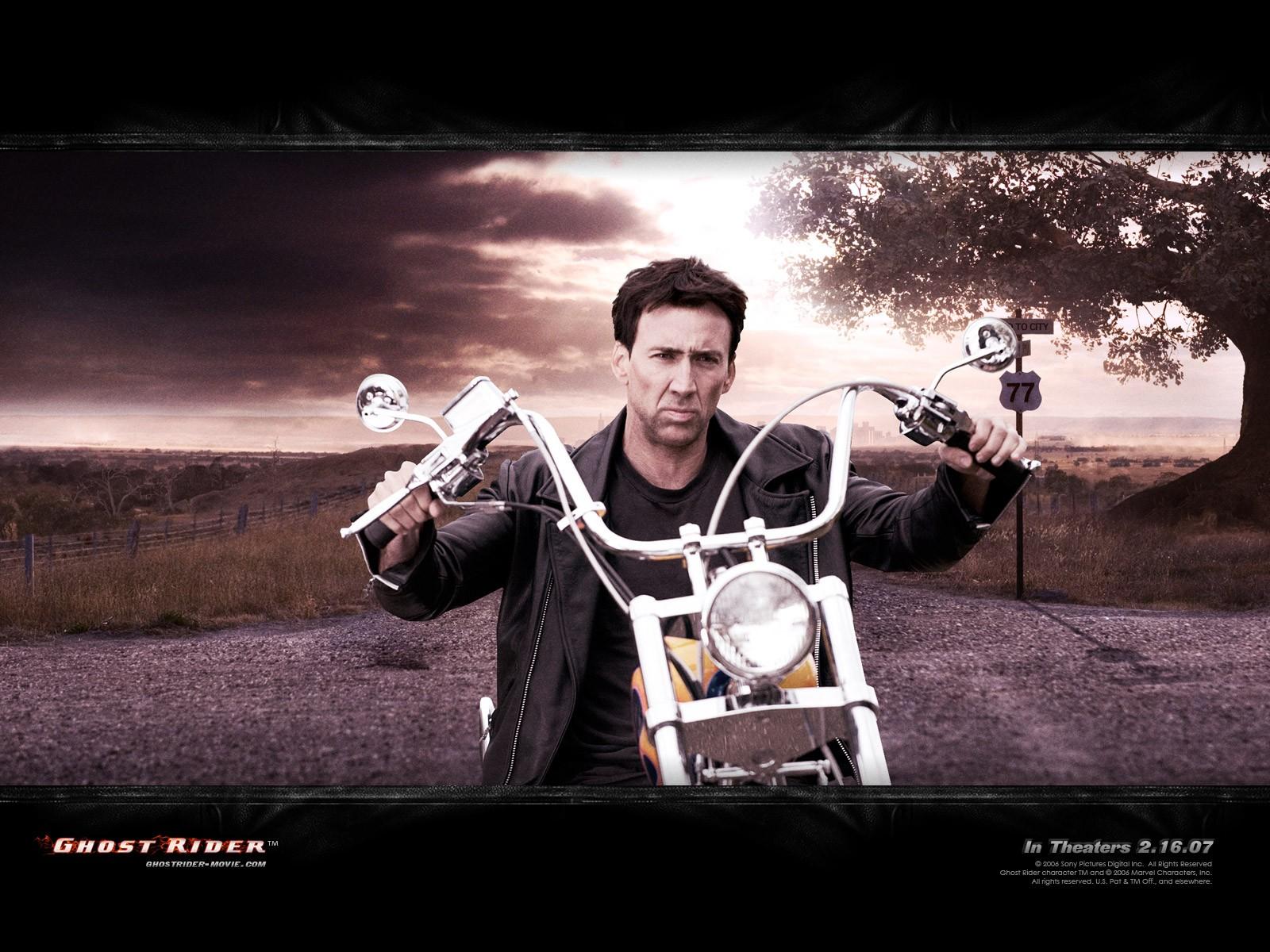 Movie Wallpapers Ghost Rider Berita Harian Online