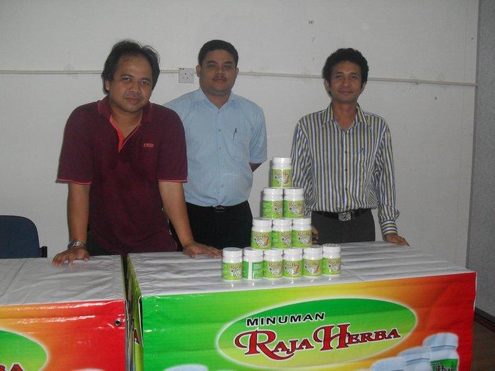 minuman raja herba penyembuh penyakit   berita harian online