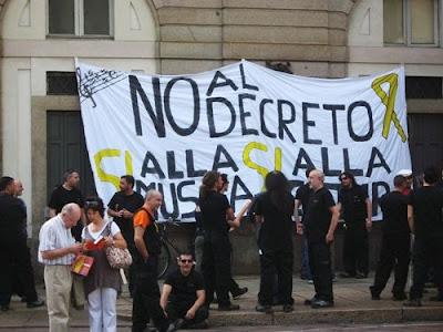 La Scala opět stávkuje. Nehraje se Faust.