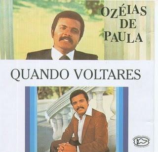 Oz�ias de Paula - Quando Voltares 1982