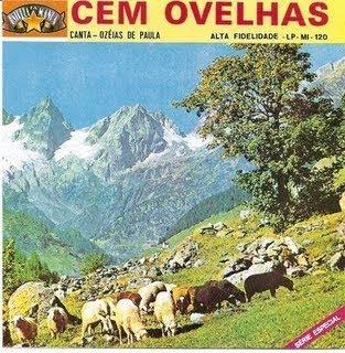 Oz�ias de Paula - Cem Ovelhas (Voz e Playback) 1973