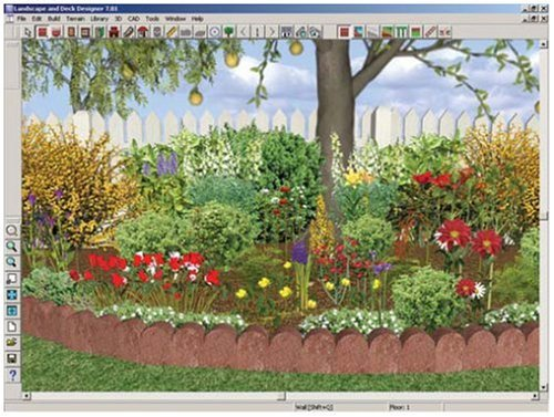 Outdoor Garden Lighting Garden Landscape Design Software