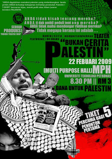 Bukan Cerita Palestin