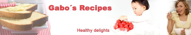Gabo`s recipes