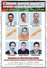 Libertad para los 7 presos políticos saharauis