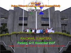 Rapat Koordinasi Wilayah I Sumatera