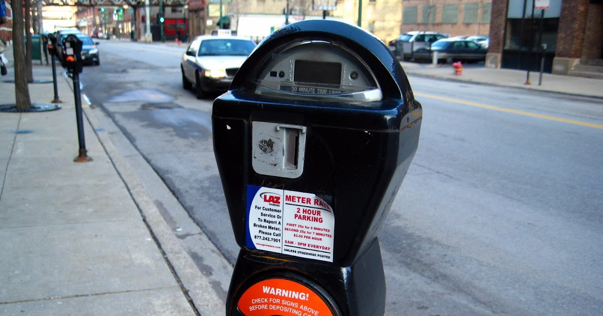 Parking meters, garages took in $156M — but city won't see a cent