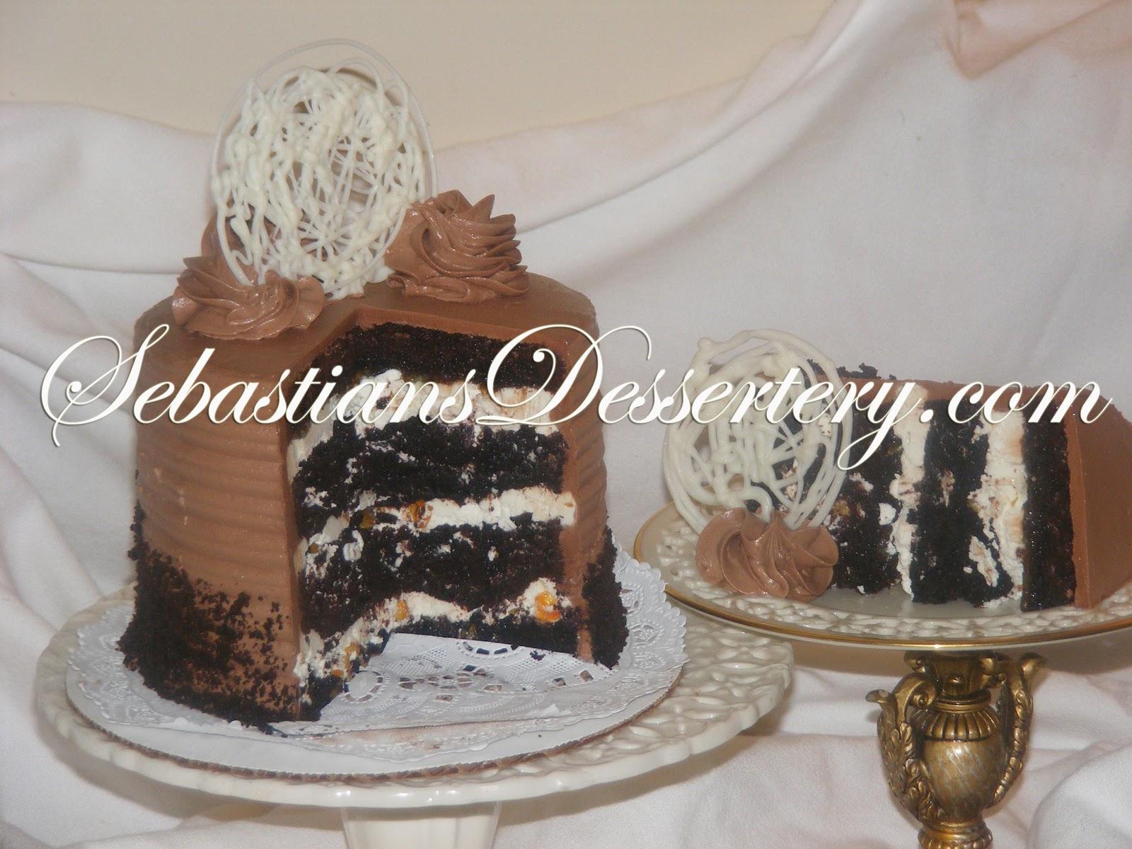 Sebastians Dessertery Cake Boss Gourmet Cakes
